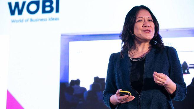 QANNYUAIXVEBZN3S3PEK5WGAUA - Charlene Li, una de las líderes más destacadas en temas de tecnología y negocios