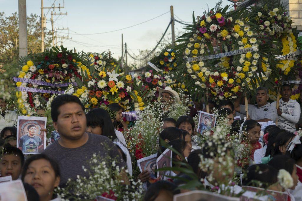 TCUX5RVQUJEBXADW6AP6HLWLM4 1024x683 - Colombia, Brasil y México encabezan la lista negra de asesinatos de ecologistas