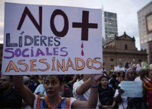 asesinato a lideres sociales efe 2 300x215 - Colombia, Brasil y México encabezan la lista negra de asesinatos de ecologistas