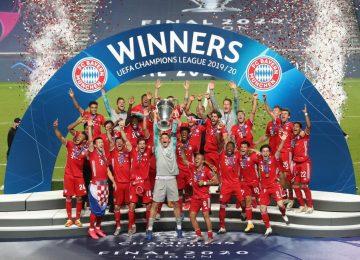 1598209147 391002 1598219380 album grande 360x260 - El Gol que coronó al Bayern como sexto Campeón de la Champions League.//YouTube.