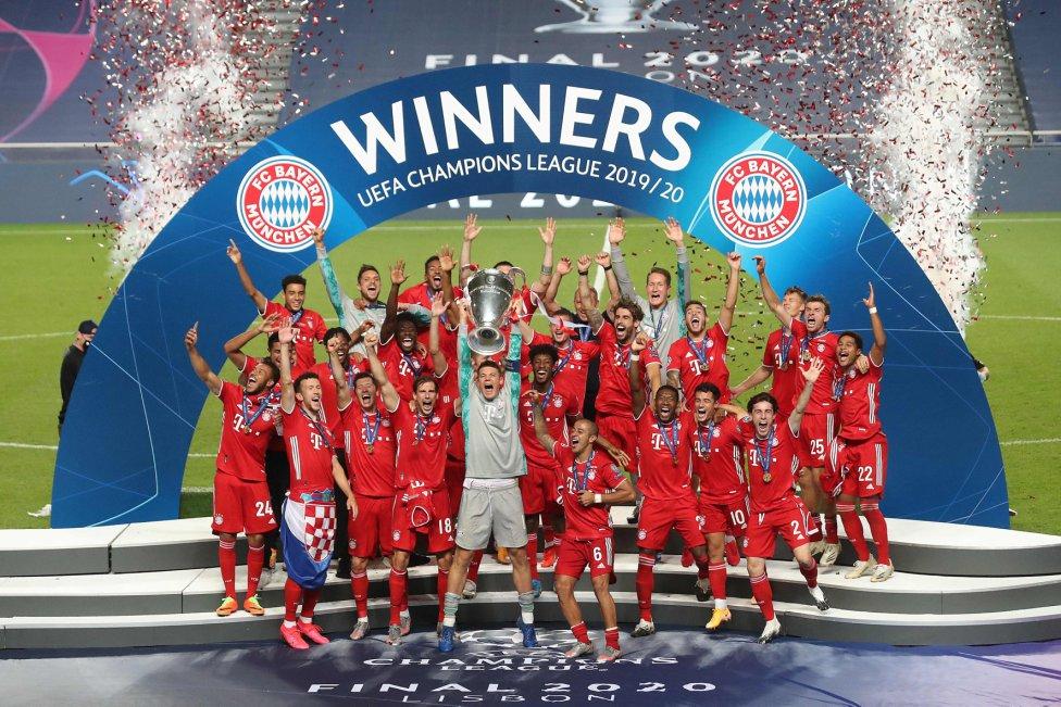 1598209147 391002 1598219380 album grande - El Gol que coronó al Bayern como sexto Campeón de la Champions League.//YouTube.