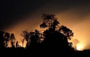 Amazonas Incendios galeria 9 300x190 - La temporada de incendios en la Amazonía de Brasil arrancó más fuerte que nunca