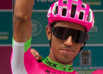 Daniel Martínez en el campeonato nacional de ciclismo de Colombia 2018 360x260 - Daniel Martínez y una vida dedicada al ciclismo