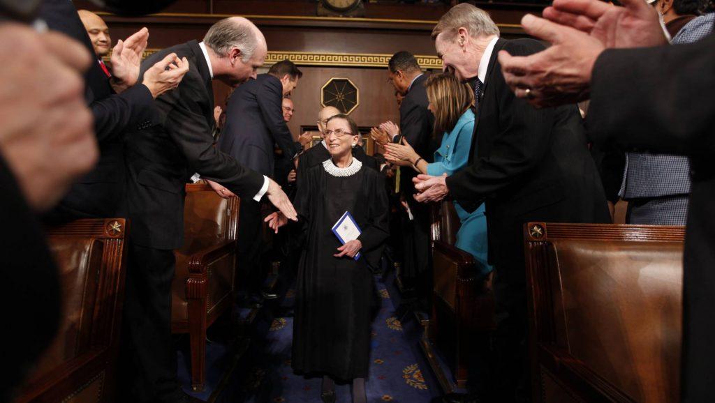 1600499700 535689 1600507495 noticia normal 1024x578 - Las lecciones de la jueza Ginsburg