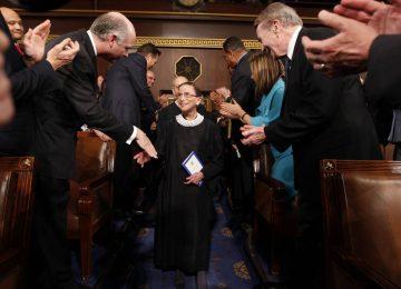 1600499700 535689 1600507495 noticia normal 360x260 - Las lecciones de la jueza Ginsburg