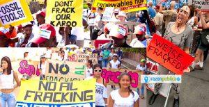 contra fracking Hector herrera 300x154 - 13 países que prohiben  el 'fracking', por los múltiples y graves riesgos para la salud, según estudios científicos.
