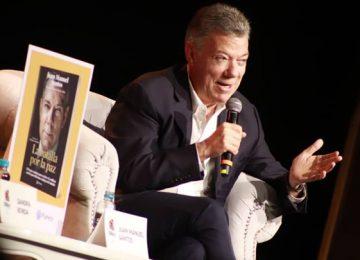 """santos1 360x260 - Juan Manuel Santos: """"Hemos visto a los líderes de la guerrilla comenzar a reconocer sus delitos"""""""