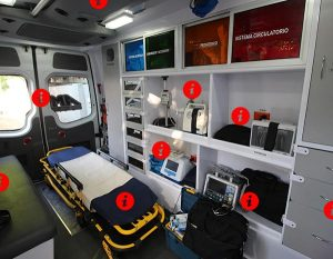 ambulancia ami 360 300x233 - Gobernación de Cundinamarca entrega 11 nuevas ambulancias a 7 municipios