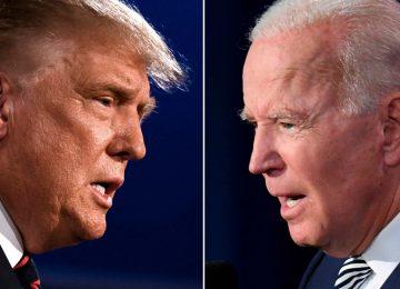 debate trump biden 360x260 - Revistas científicas de EE.UU. toman partido político