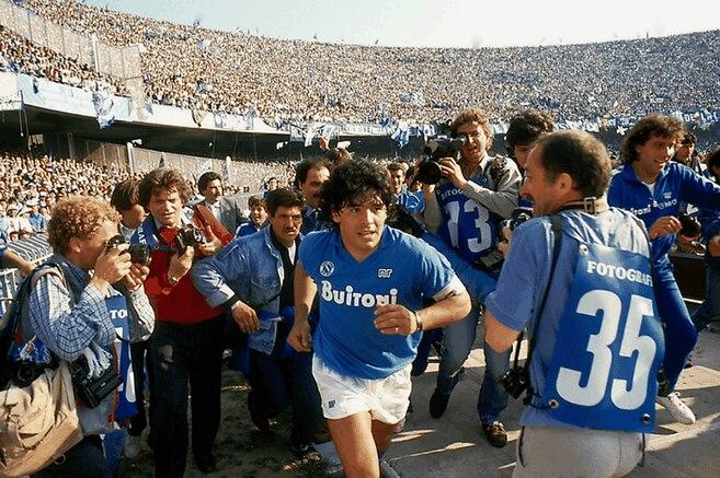 SDWJJIMICJDJJCHOHFFO2XBIYM 1 - El contraste entre Diego y Maradona