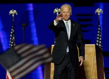 joe biden2 360x260 - Joe Biden, momento de cumplir promesas
