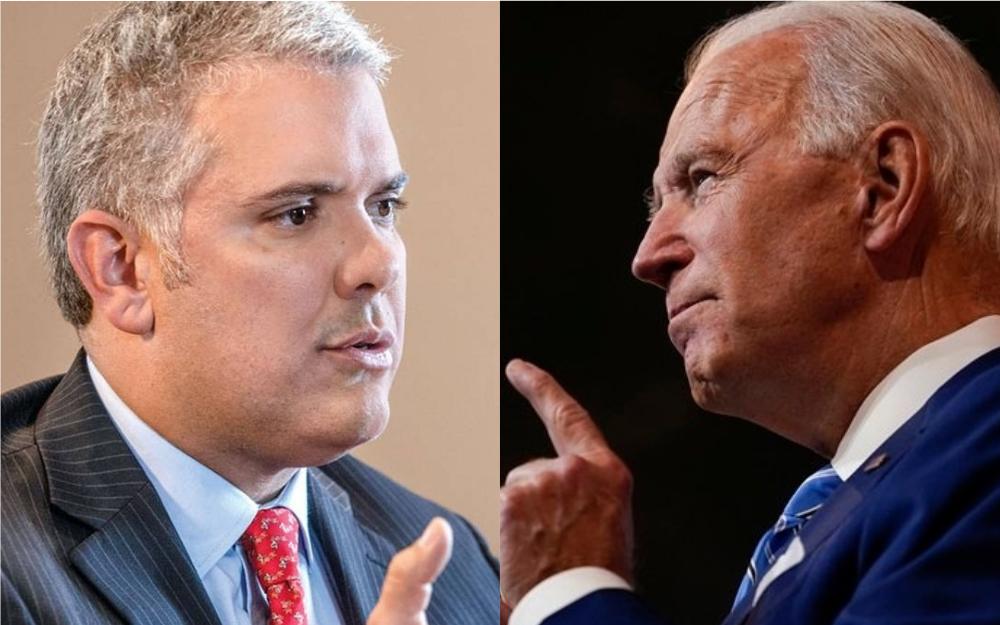 021220 - Informe firmado por asesores de Biden deja mal parada a la política antidrogas de Duque