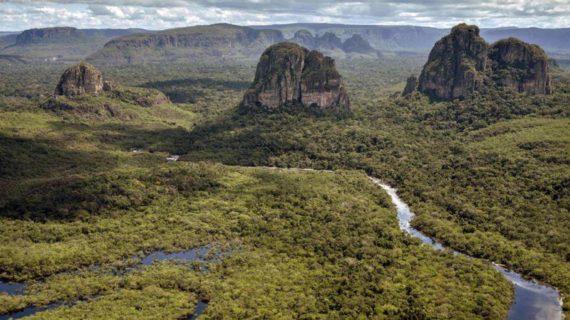 115805117 gettyimages 973964122 - Por qué la exuberante geografía de Colombia es a la vez una de sus mayores riquezas y de sus peores desdichas