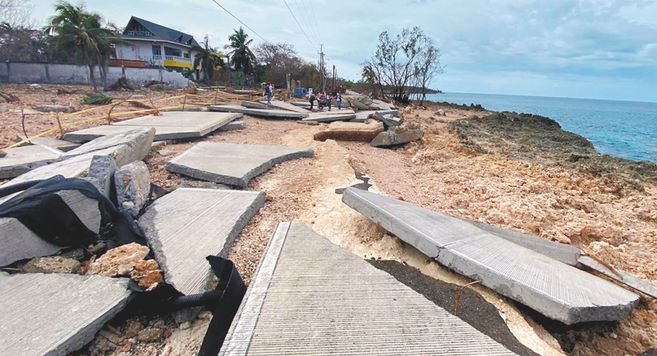 PI4QLX7ZUBHTXHY3HSUIMYJGME - Las observaciones de la Defensoría sobre la atención de la emergencia en San Andrés y Providencia