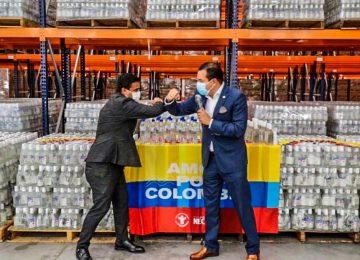 e9f6492f 02e4 4b81 9216 f3f8f5cc8bf7 360x260 - Más de 30 toneladas de agua y alcohol para Chocó, San Andrés, Providencia y Santa Catalina