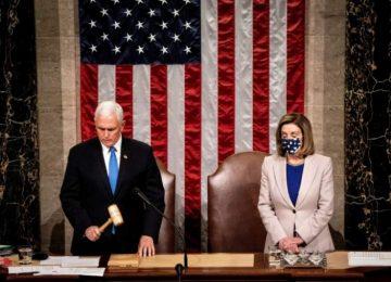 116380445 pelo 1 360x260 - El Congreso de Estados Unidos certifica la victoria de Joe Biden tras el asalto al Capitolio