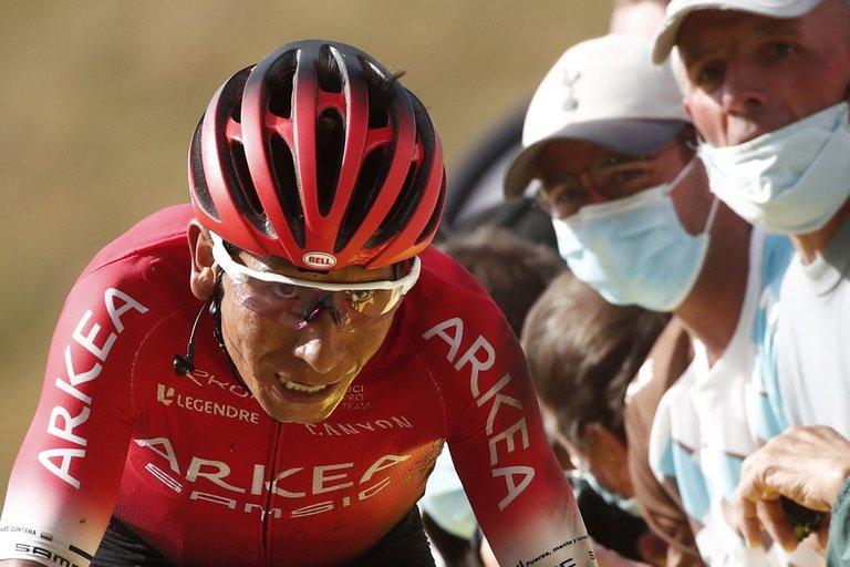 W4ZLILG5TRBYJNP7YGKRBUIYUE - Nairo Quintana reveló dónde correrá su primera carrera de 2021