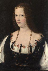 retrato de lucrecia borgia realizado entre 1520 y 1530 df72a6ac 550x807 204x300 - Los cuidados en el centro de la vida