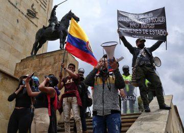 JRCRCL7WT5GQTA6JUIKNNCWPYY 360x260 - Así avanzó el quinto día de manifestaciones en Colombia