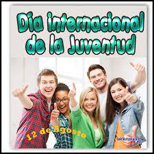 images 10 - Hoy 12 de agosto es : Día Internacional de la Juventud