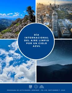 1 232x300 - Día Internacional del Aire Limpio por un cielo azul 2021